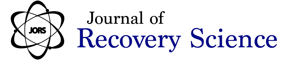 Review Policy | Journal of Recovery Science